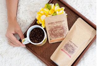 アロママーメイドコーヒーパッケージ|ハワイアンコーヒー