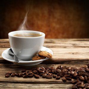 フレーバー コーヒー で一息♪