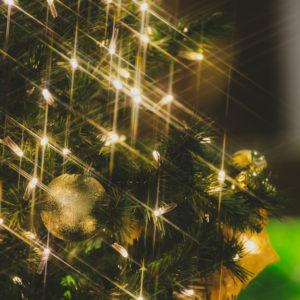 クリスマス ギフトコレクション★モザイク坂の2階入口@小田急デパート