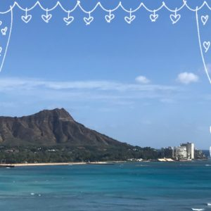 ハワイの冬